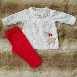 Carter's winter outfit